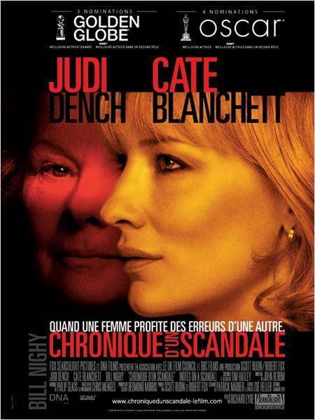 Chronique d'un scandale, de Richard Eyre [Critique]