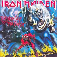 Blonde et Idiote Bassesse Inoubliable***********************The Number of the Beast d'Iron Maiden