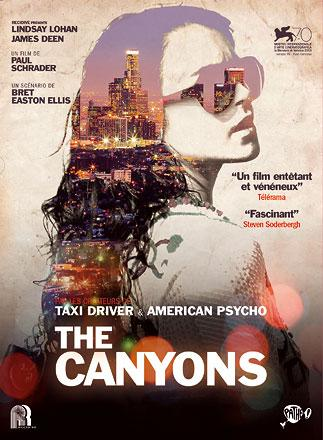 dvd the canyons The Canyons en DVD & Blu ray