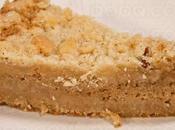 Gâteau cannelle crumble noisettes
