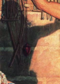 William_holman_hunt-the_shadow_of_death_detail_fil à plomb