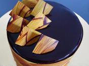 Entremet chocolat praliné-feuilletine
