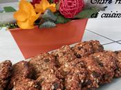 Cookies pralinés d'avoine