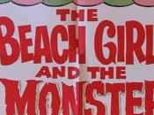 Beach Girls Monster