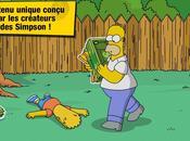 nouvelle mise jour Simpsons Springfield disponible