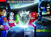 LEGO Batman Au-delà Gotham Vidéo Super-Vilain Brainiac