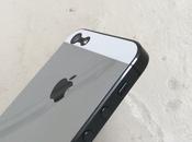 Test Film protection écran avant arrière couleurs pour iPhone 5/5s