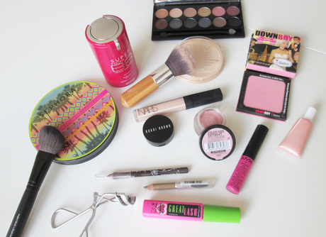 Tropical make up !