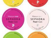 Test Masque tissu Sephora. Flop