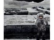 Créer villes fantômes Lune colonisation