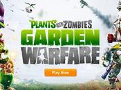 Plants Zombies Garden Warfare Trailer Lancement PlayStation