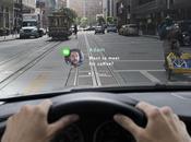 Interactivité sécurité volant