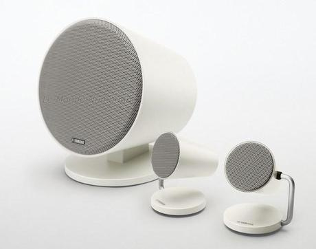 IFA 2014 : Ensemble d'enceintes Bluetooth Yamaha NX-B150 pour une parfaite intégration