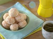 Boules Coco gâteaux Richbond
