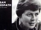 Scottish folk singer Jean Redpath