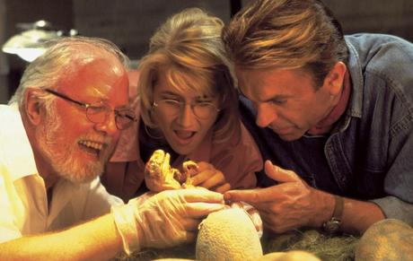 photo Jurassic Park 1993 2 [Carnet noir] Richard Attenborough est décédé