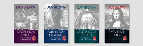 Inferno de Dan Brown + Concours  robert langdon livre de poche inferno florence dante dan brown collection