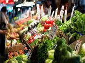 marchés alimentaires: festival d'odeurs couleurs