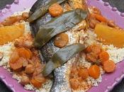 recette couscous marocain poisson