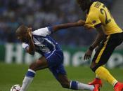 Barrage Ligue champions Porto surclasse Losc