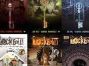 Locke Key, tomes Hill, Gabriel Rodriguez