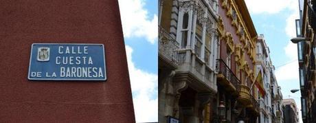 calle de la baronesa