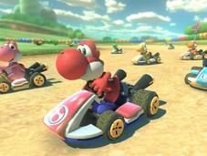 nouveau pour Mario Kart