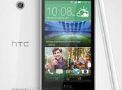 Smartphone Desire 510, pour moins