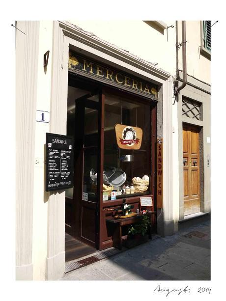sandwichic Florence 2 Florence, acte 2