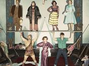 American Horror Story, saison premier poster avec tout casting dévoilé