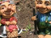 Trolls créatures surnaturelles magiques folklore Norvège