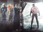 Captain America Soldat l'Hiver [Blu-ray Steelbook]