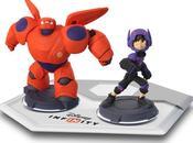 Hiro Baymax nouveaux héros Disney Infinity