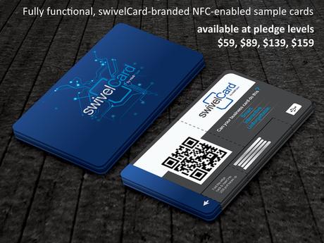 Swivelcard La Carte De Visite Qui Se Transforme En Cl USB