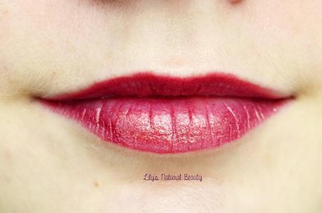 DSC0044 Fotor 1024x680 ✿ Nuit Grenat de Agnès B, ou une merveille sur les lèvres!