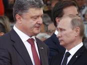 ENTENTE CORDIALE Ukraine Russie: Vladimir Poutine apprécie-t-il Petro Porochenko