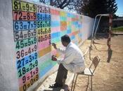 Fouad Hamdi apprendre murs l'école