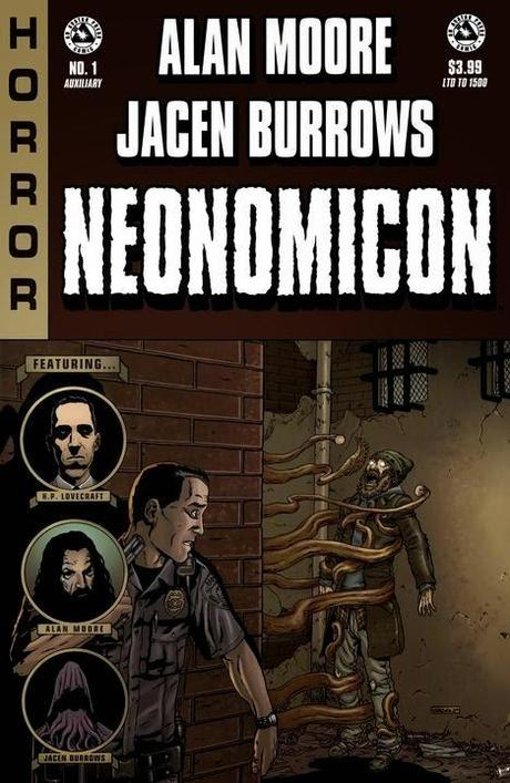 Néonomicon : Alan Moore adapte l'effroi de Lovecraft avec brio.
