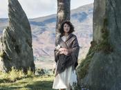 Outlander carte postale historique écossaise