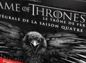 coffret pré-réservation FNAC pour saison Game Thrones
