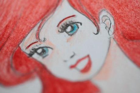 ~ Draw On Monday, ma première participation pour le numéro 11 «Disney» ~