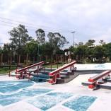 Templo Mayor: le skatepark mélant graphisme et culture