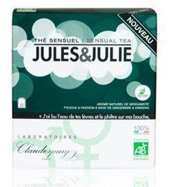 thé aphrodisiaque jules & julie