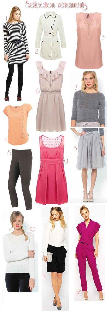 sélection shopping,wishlist shopping,envies d'automne