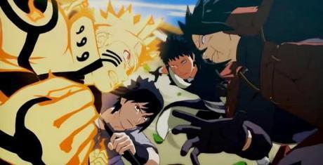Personnafes Transformations Ultimate Revolution Naruto