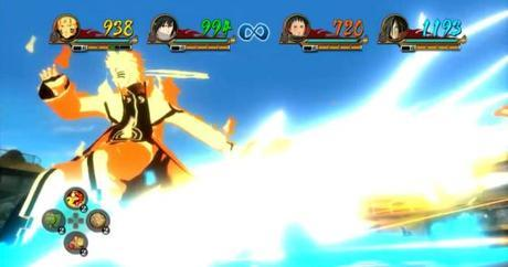 Modes Naruto Ultimate Ninja Revolution