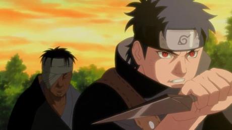 Uchiwa Anime Naruto Revolution