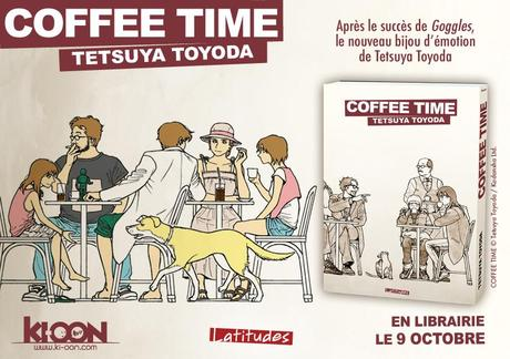 Coffee Time chez Ki-oon