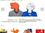 Nouvelle version site boutique déco Shohan-design.