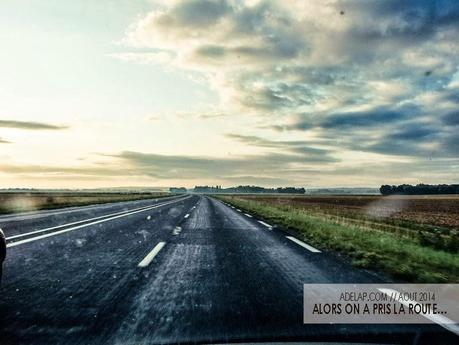 Reportage :: Alors on a pris la route...